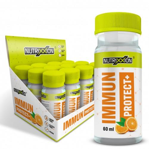 Харчовий додаток Nutrixxion Immun Protect+ Orange (60 мл.) 12 шт.