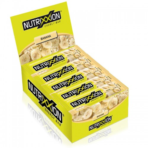 Набір енергетичних батончиків, смак банану (25 шт)