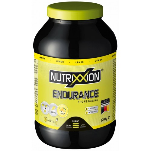 Endurance Drink Lemon - лимон 2200 г