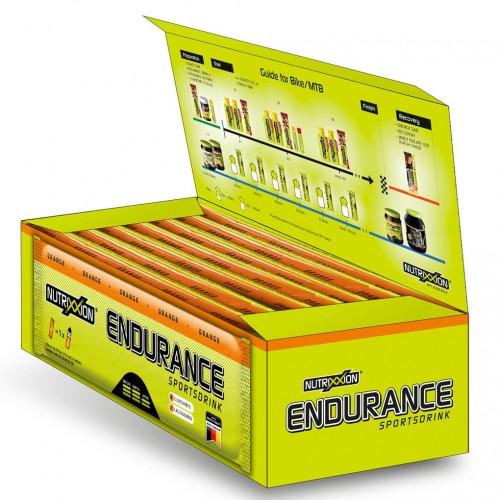 Ізотонік Endurance Orange BOX (7 порцій по 500 мл)