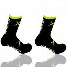 Шкарпетки чорні з CoolMax, L